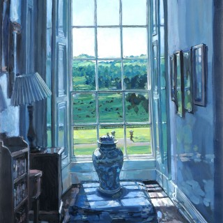 Hector McDonnell Tullynally Window