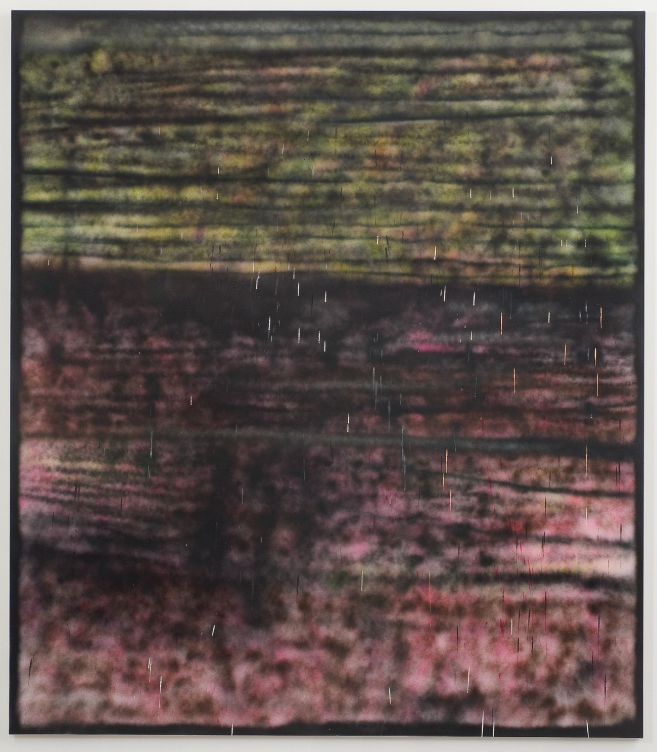 Sterling ruby delahunty fine art contemporary art london for Sterling ruby paintings