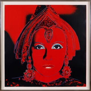 Andy Warhol The Star Delahunty Fine Art