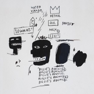 basquiat untitled billies bounce